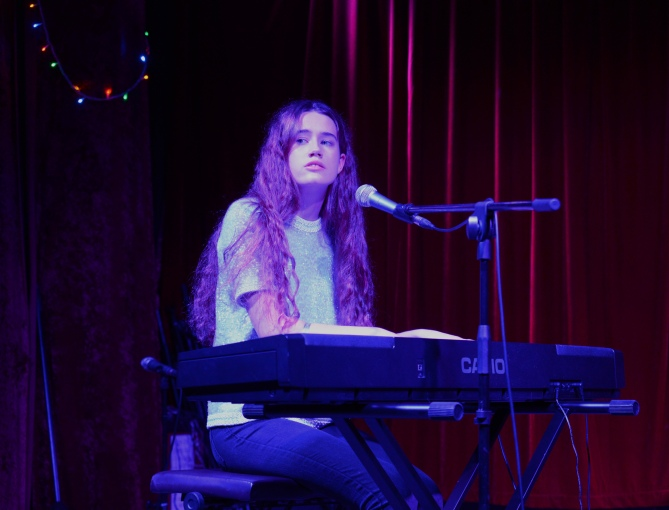 Maya_The Bridge_Castlemaine_Open Mic_20150318