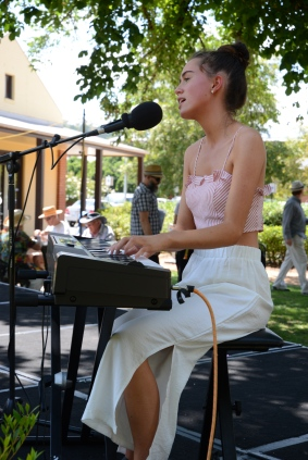 Maya - Australia Day_Castlemaine_Victory Park_20180126_041