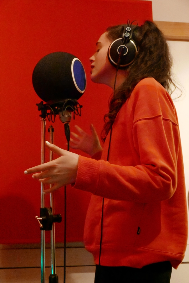 Maya and Aman_Recording Way Too Long_Melbourne_20180810_0048a