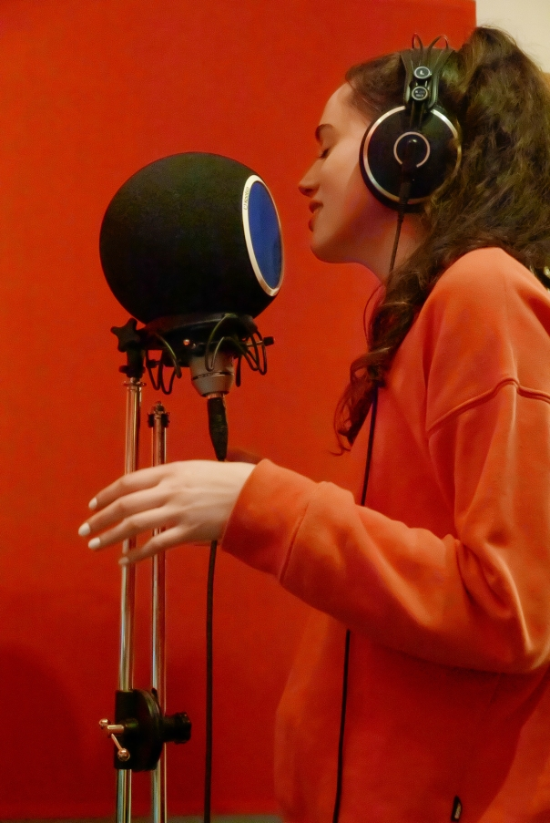 Maya and Aman_Recording Way Too Long_Melbourne_20180810_0051a