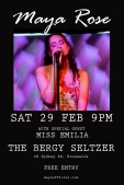 Bergy Seltzer Poster