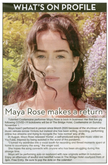 Maya_The Bridge_Castlemaine Mail_20201016 s