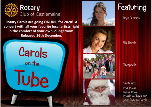 Rotary Carols 2020